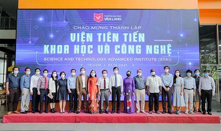 Đại học Văn Lang thành lập Viện tiên tiến Khoa học và Công nghệ (STAI)